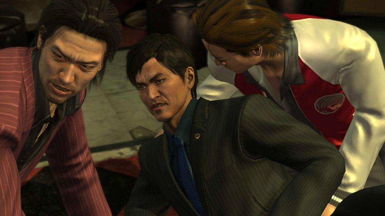 Yakuza4 Editeur PS3 044