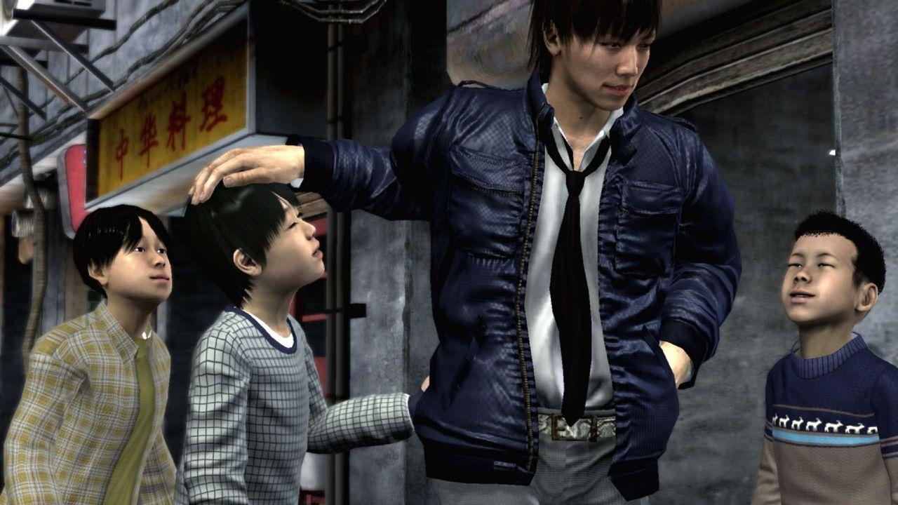 Yakuza4 Editeur PS3 050