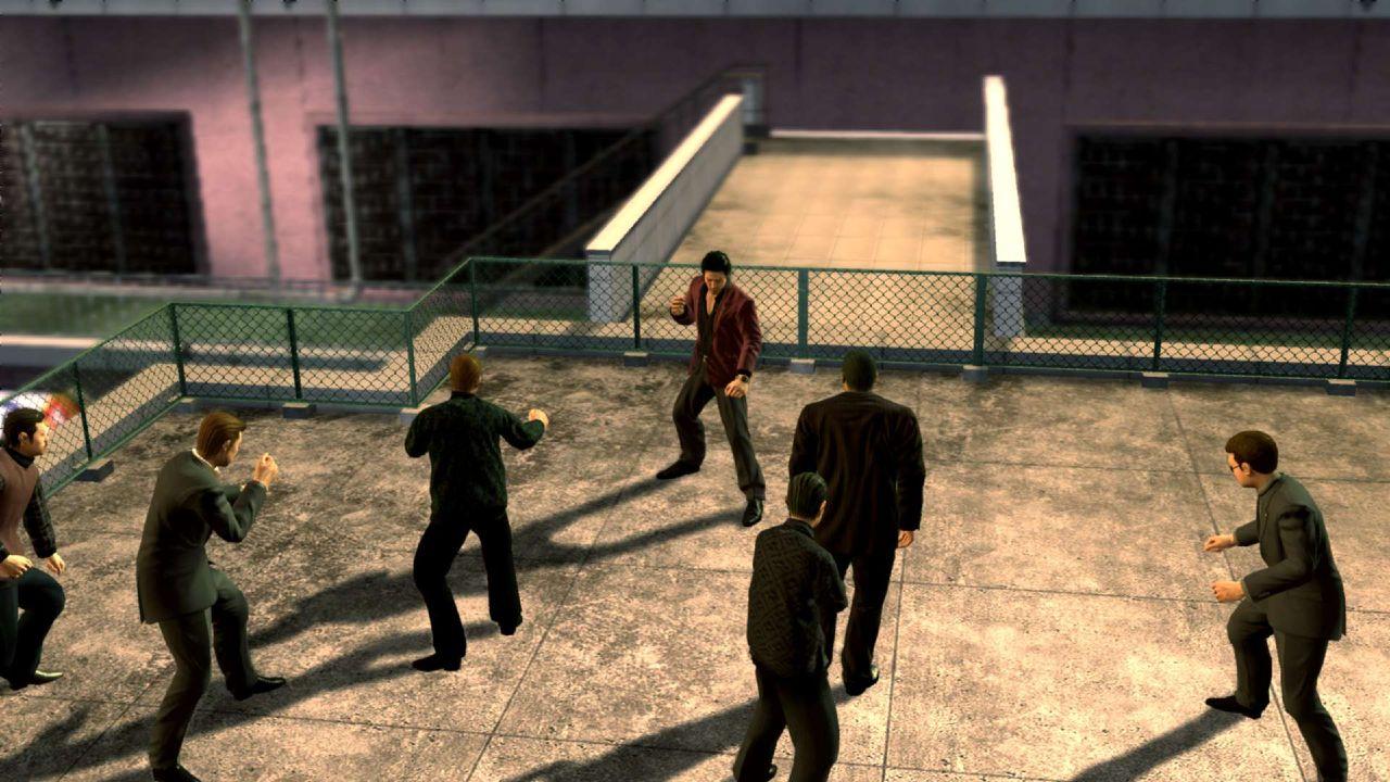 Yakuza4 Editeur PS3 071