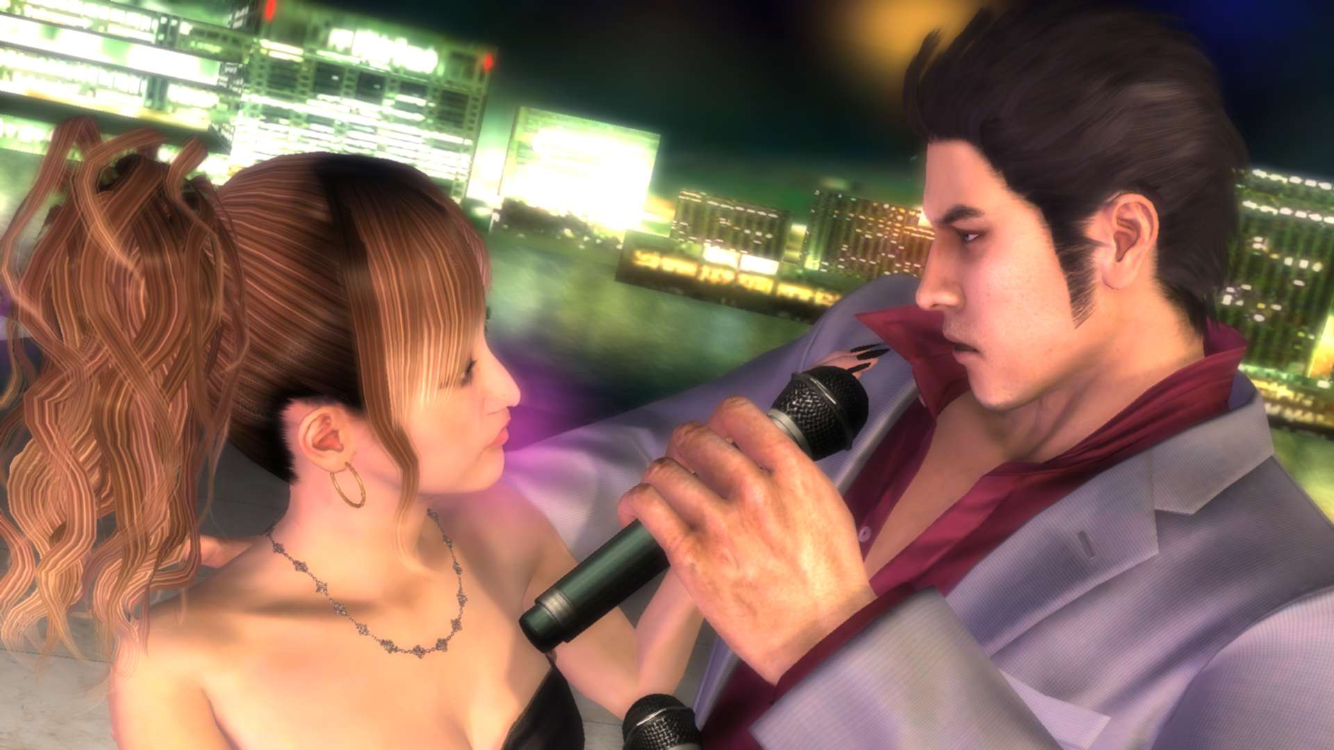 Yakuza4 Editeur PS3 159