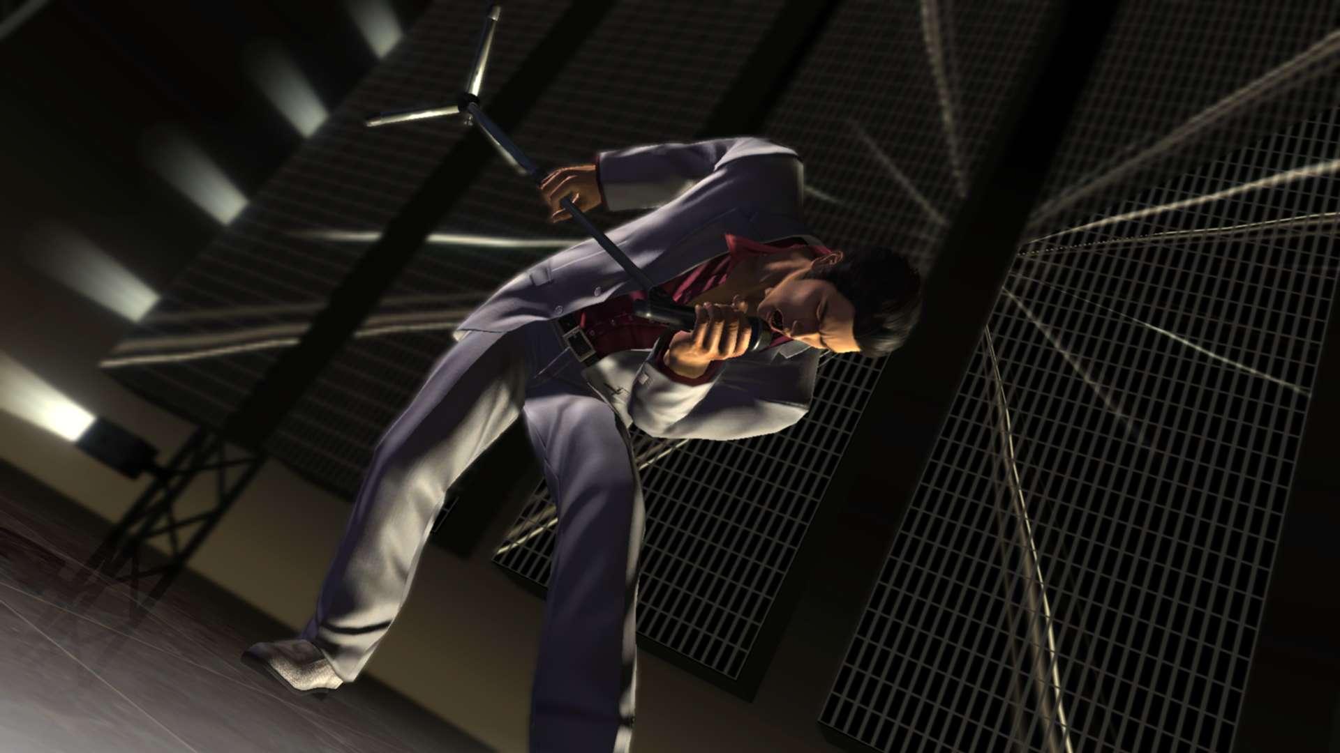 Yakuza4 Editeur PS3 161