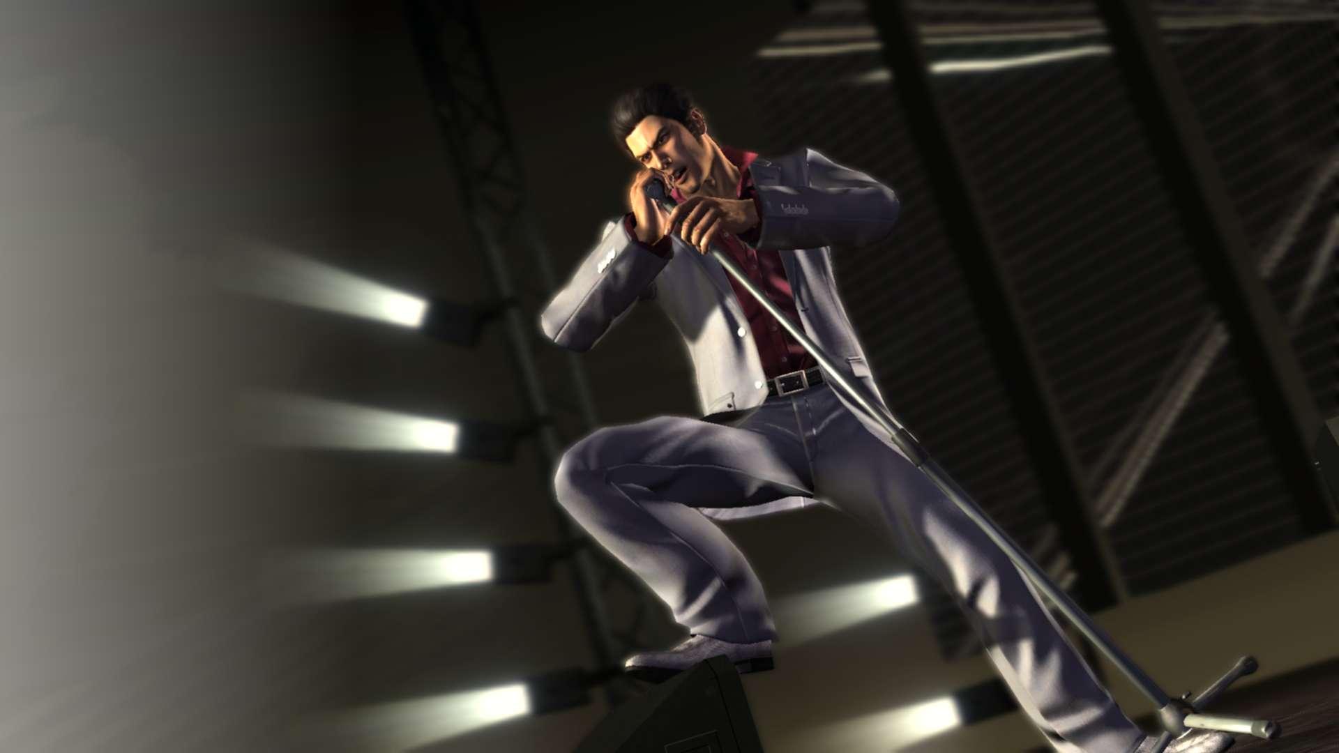 Yakuza4 Editeur PS3 162