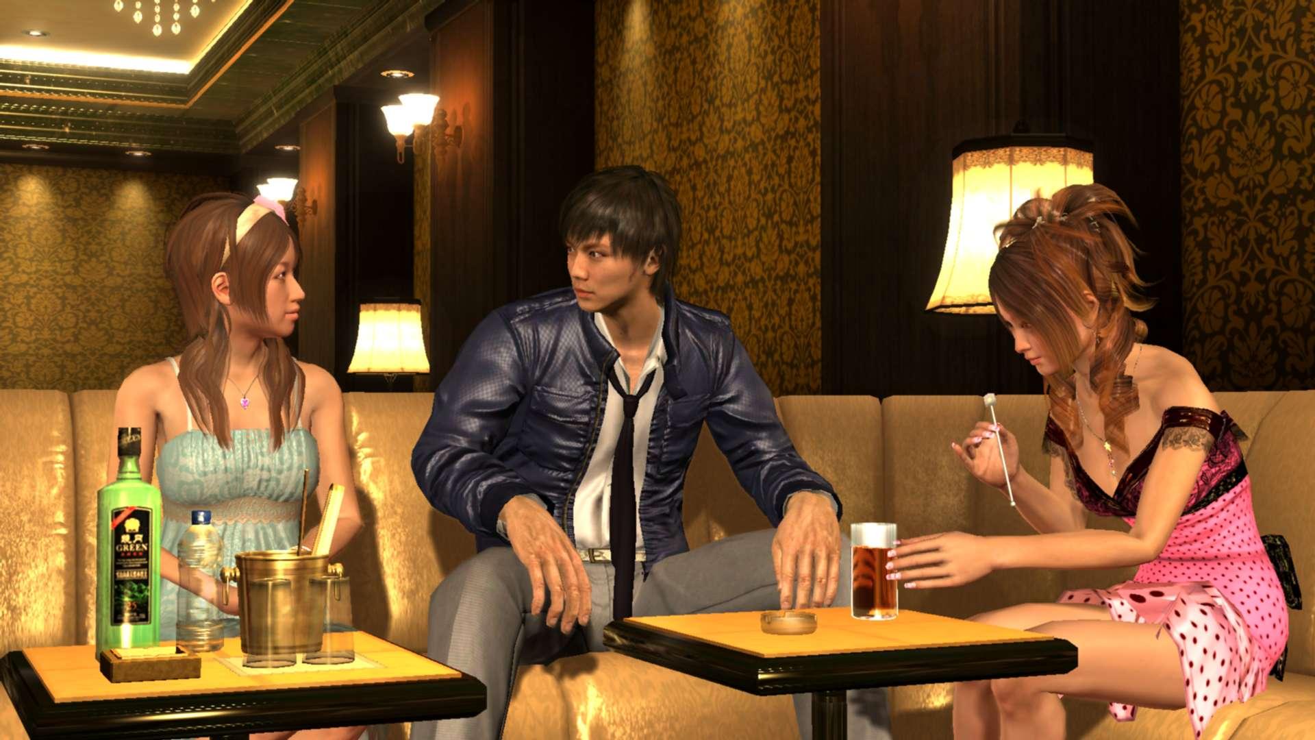 Yakuza4 Editeur PS3 168
