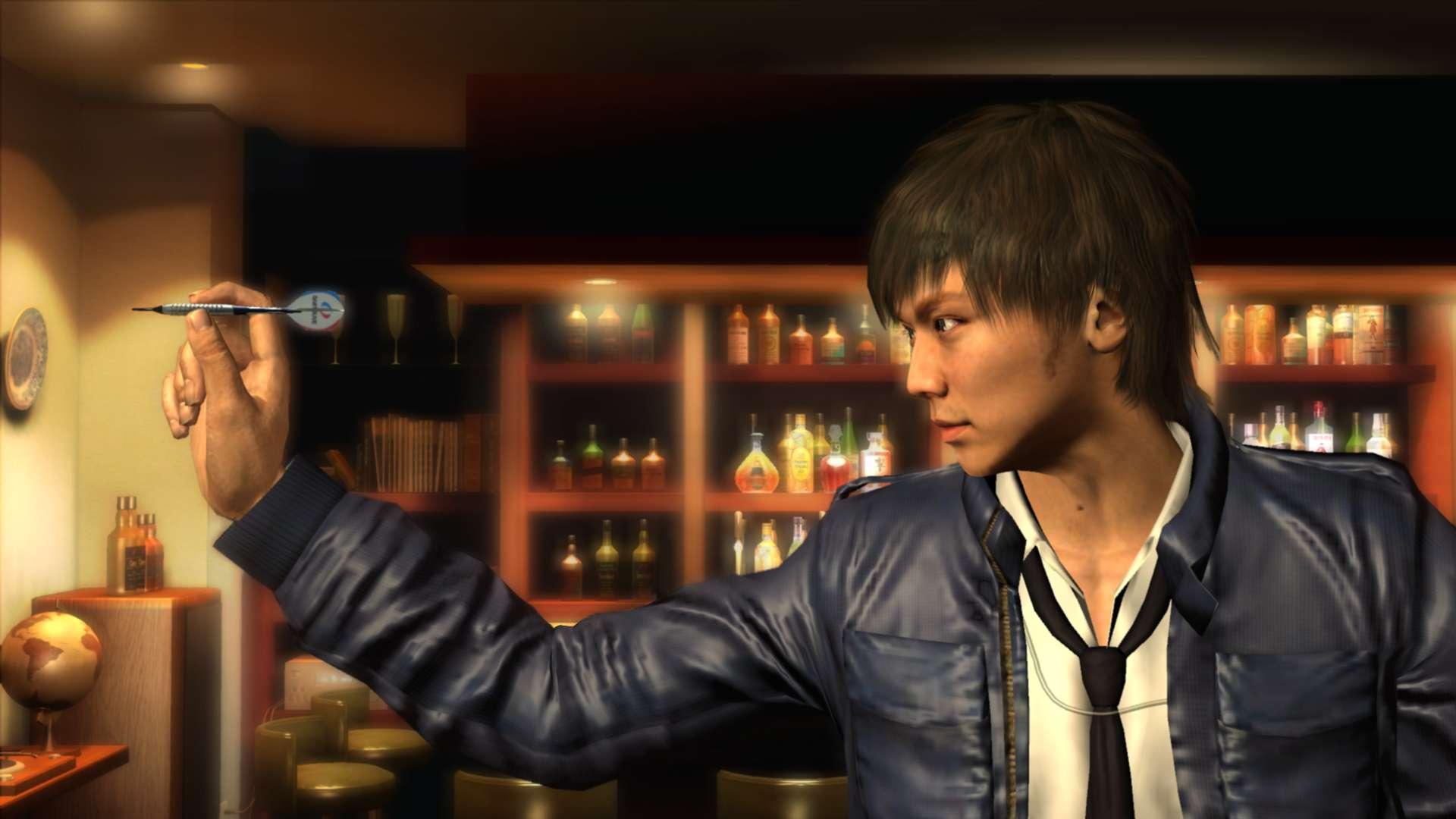 Yakuza4 Editeur PS3 180
