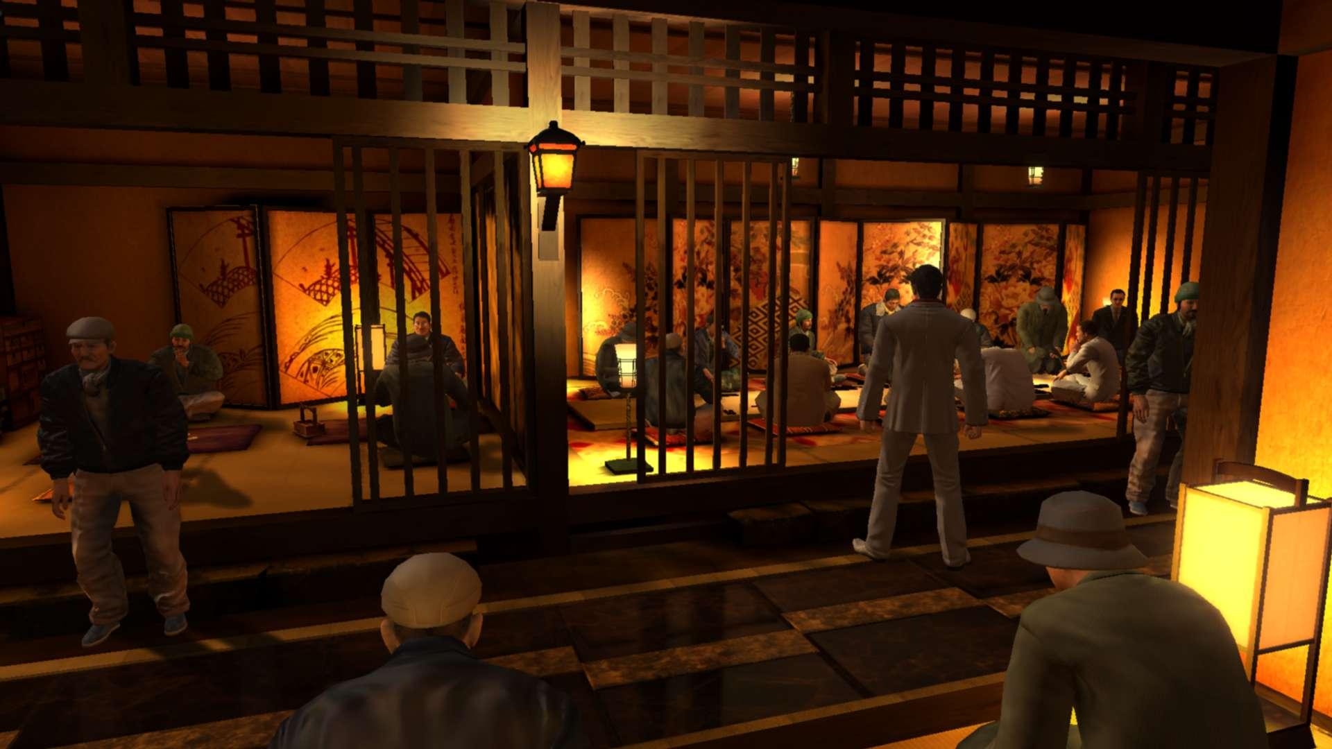 Yakuza4 Editeur PS3 198