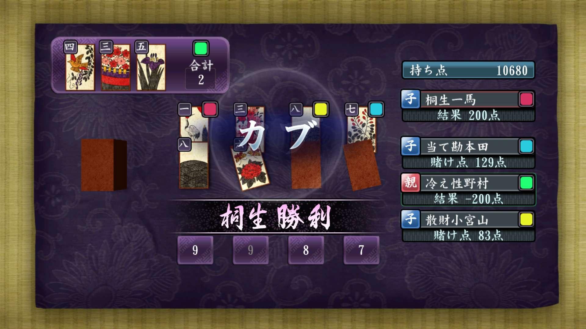 Yakuza4 Editeur PS3 206
