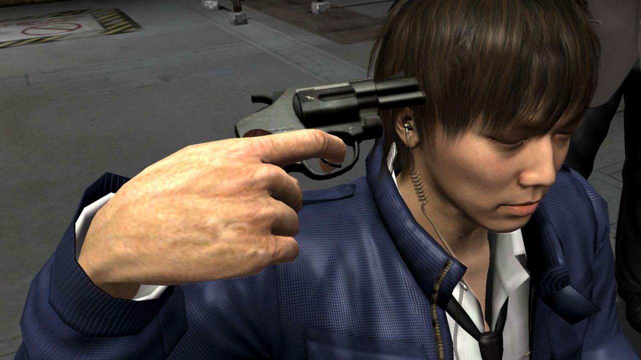 Yakuza4 Editeur PS3 232
