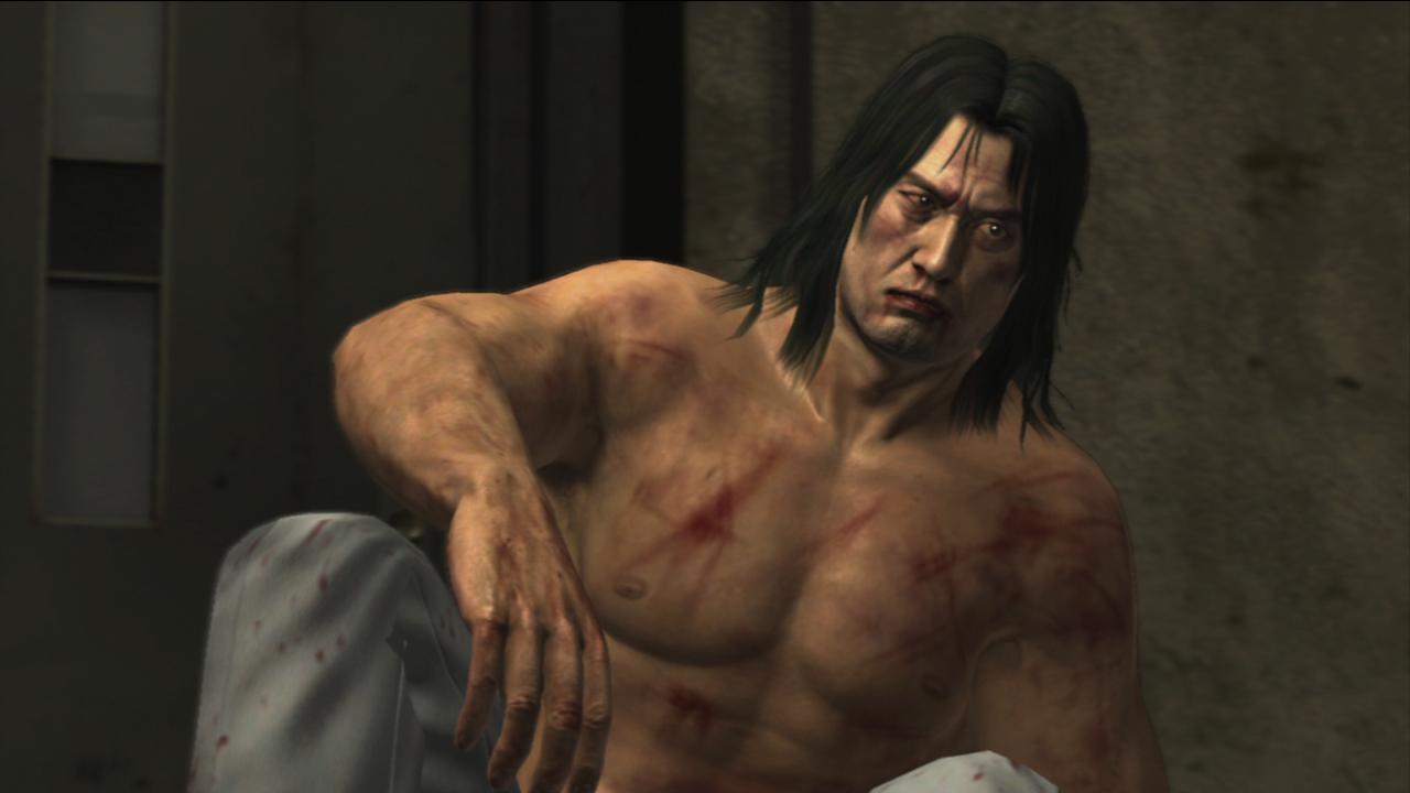 Yakuza4 PS3 Editeur 247