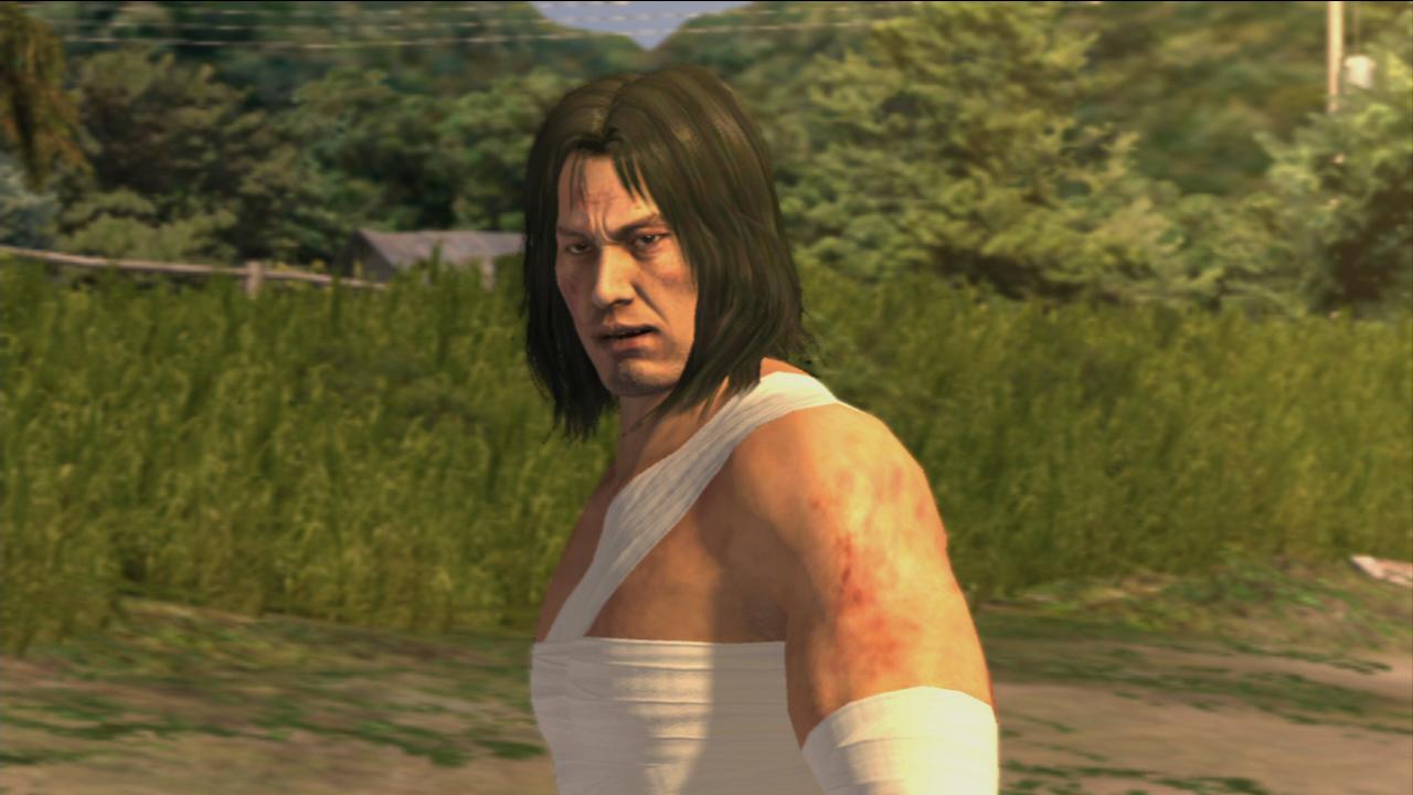 Yakuza4 PS3 Editeur 248