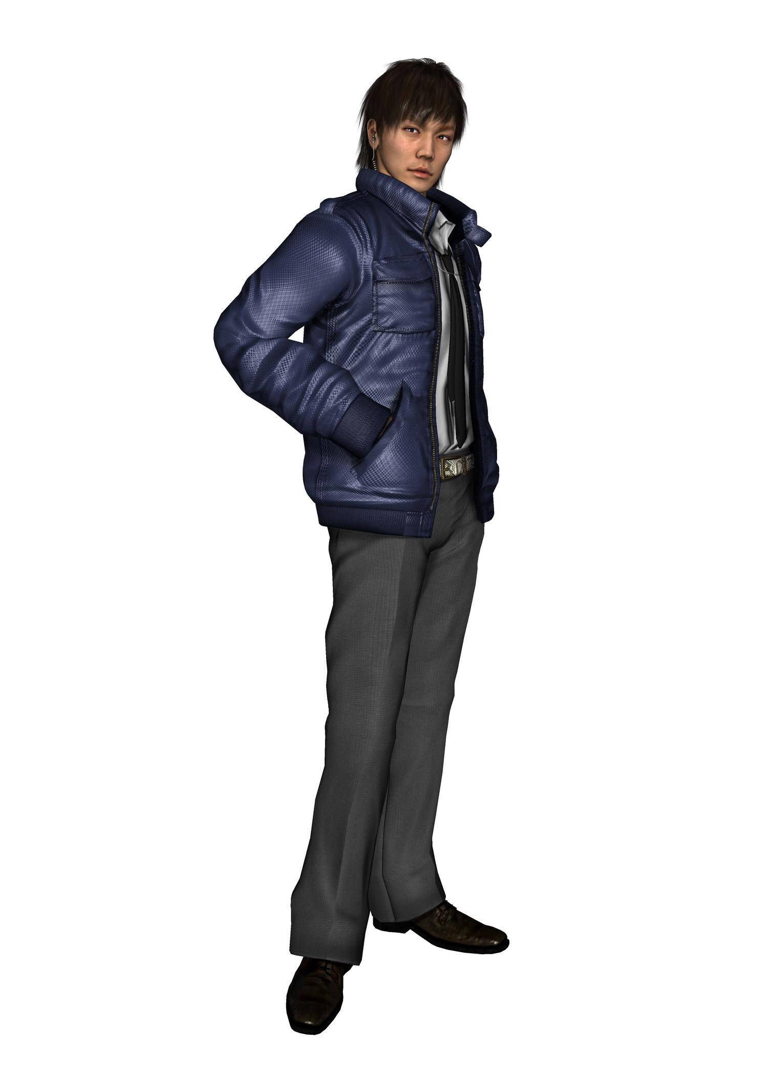 Yakuza4 PS3 Editeur 250