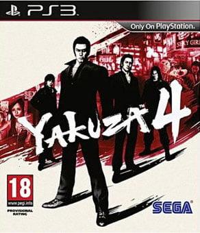 Yakuza4 PS3 Jaquette 002