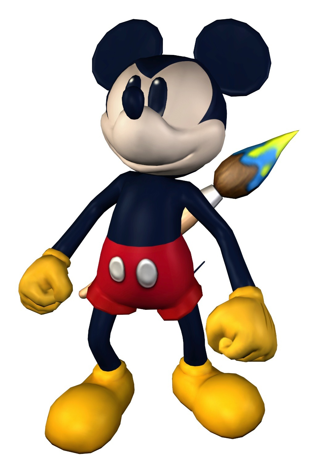 EpicMickey Art 011