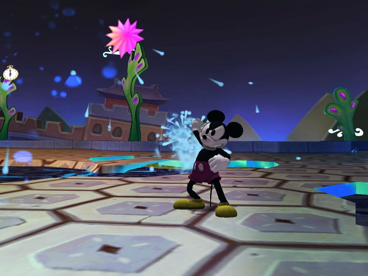 EpicMickey Editeur Wii 04