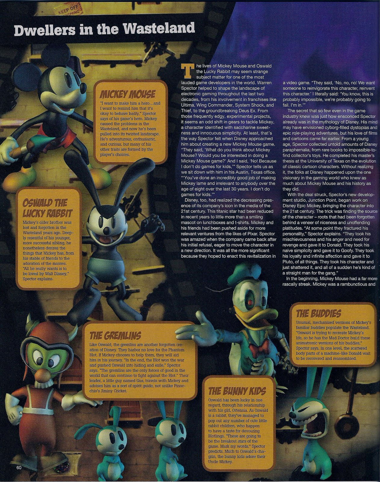 EpicMickey Scans GameInformer 02