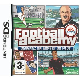 FootballAcademy DS jaquette01