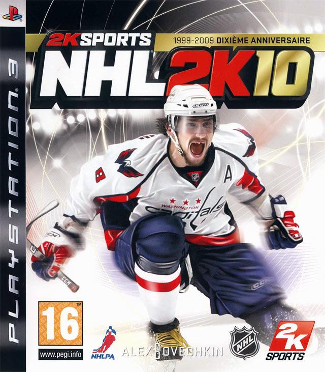 NHL2K10 PS3 jaquette002