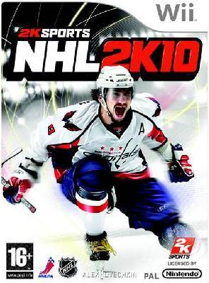 NHL2K10 Wii jaquette002