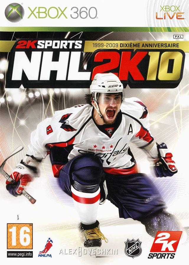 NHL2K10 360 jaquette002