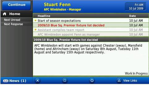 FootballManager2010 PSP edit003