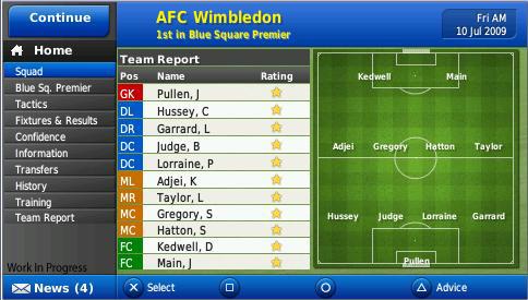 FootballManager2010 PSP edit005