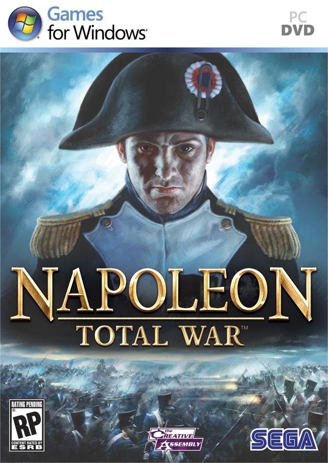 NapoleonTotalWar PC jaquette001