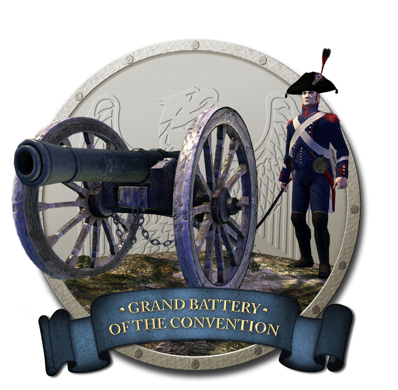 Napoleon  Total War-PCArtwork4263Napoleon POU icon GRANDBATTERYOFTHECONVENTION