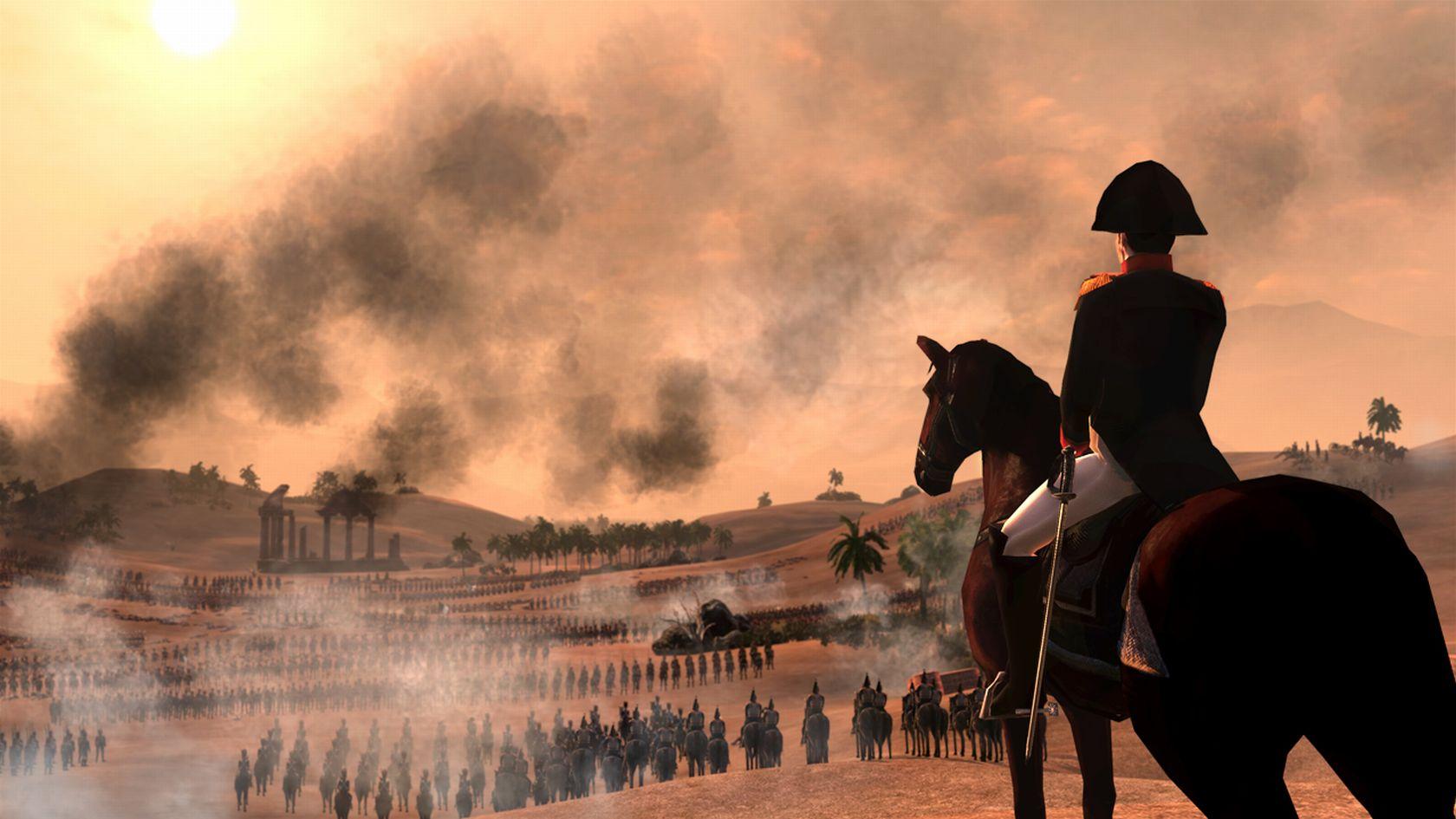Napoleon  Total War-PCScreenshots18927egyptian sunset