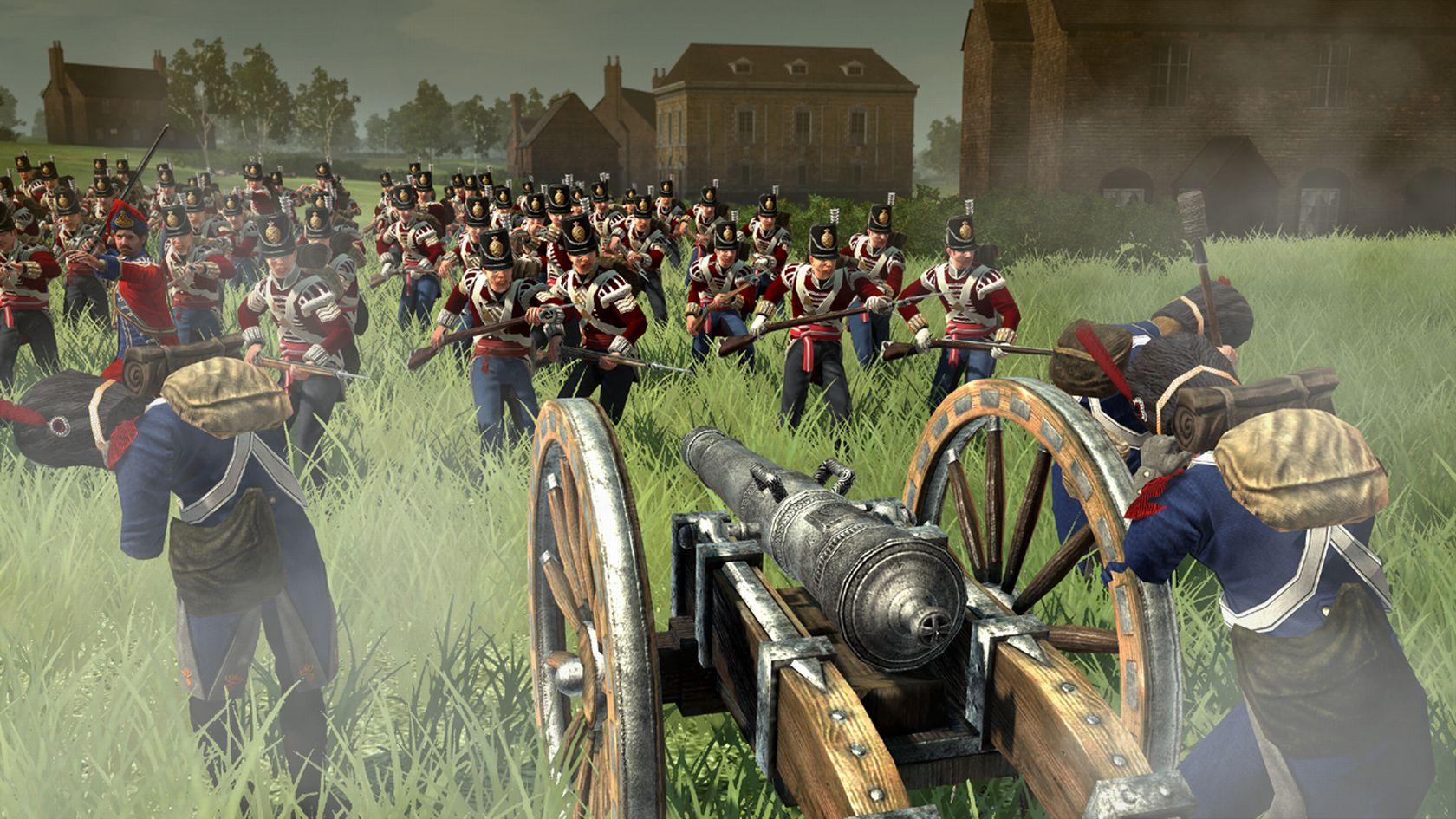Napoleon  Total War-PCScreenshots18928rushing the cannon
