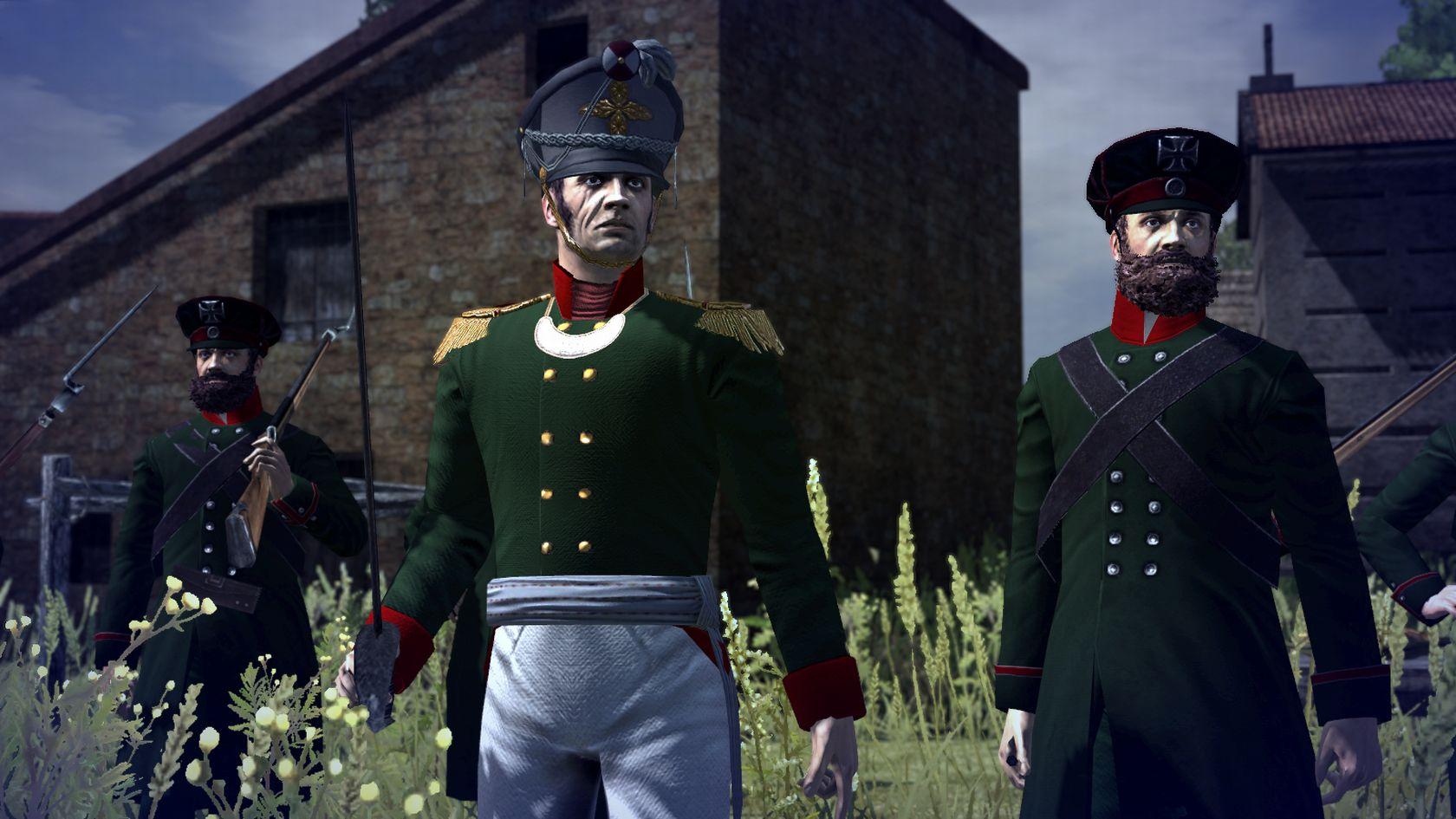 Napoleon  Total War-PCScreenshots18929Russian officer
