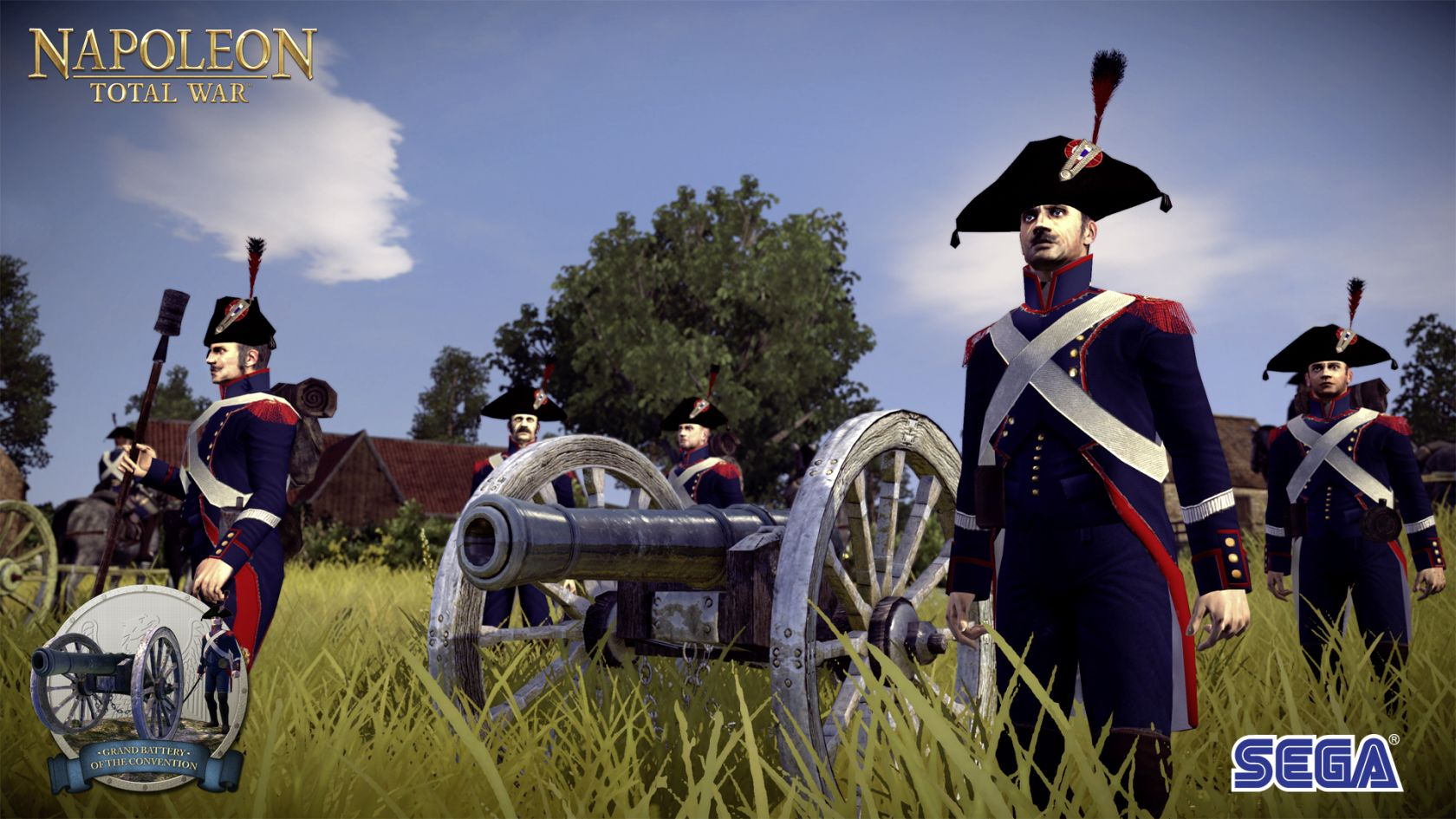Napoleon  Total War-PCScreenshots18930Napoleon POU screen GRANDBATTERYOFTHECONVENTION