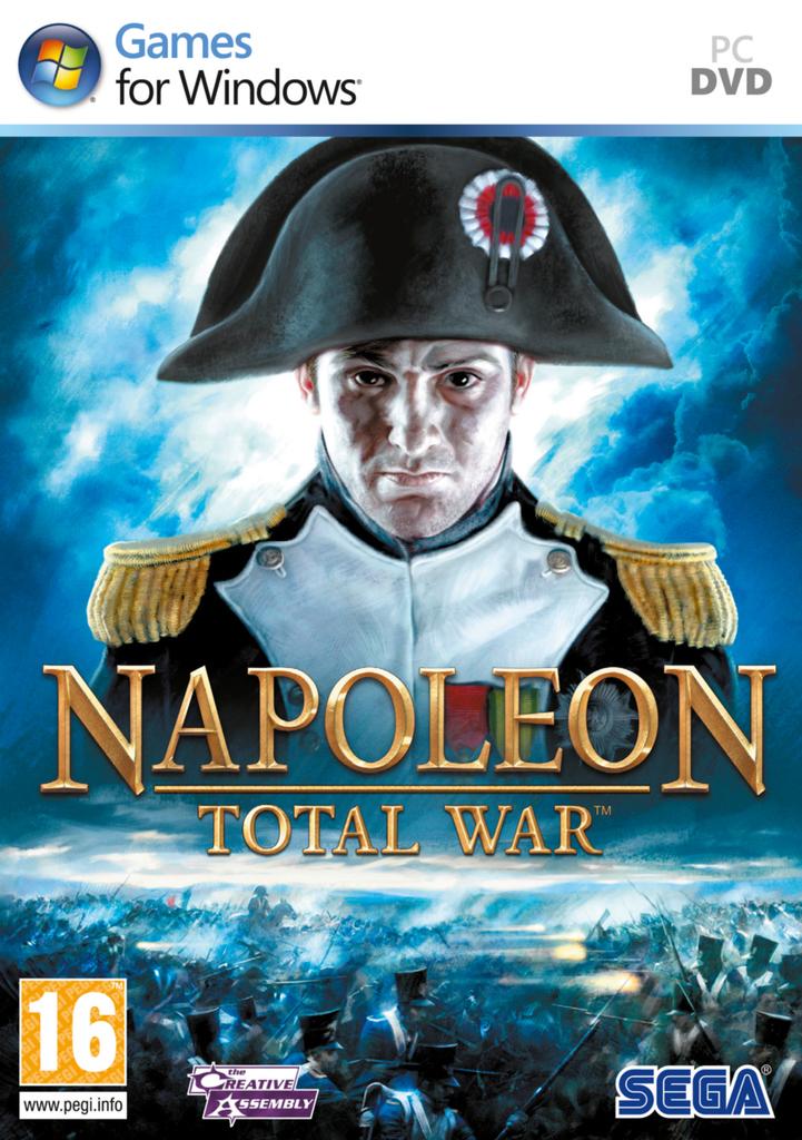 NapoleontotalWar PC jaquette0001