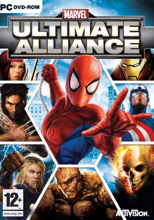 MARVEL Ultimate Alliance PC (9 lien 100 mo) MU