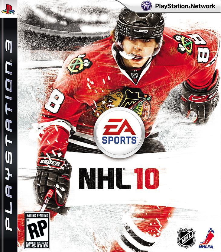 NHL10 PS3 jaquette01