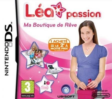 Léa Passion Ma Boutique de Rêve
