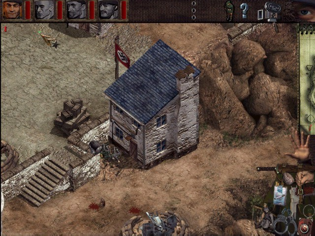 CommandosLesensdudevoir PC edit005