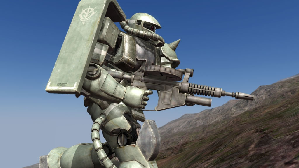 GundanCrossfire PS3 Editeur 004