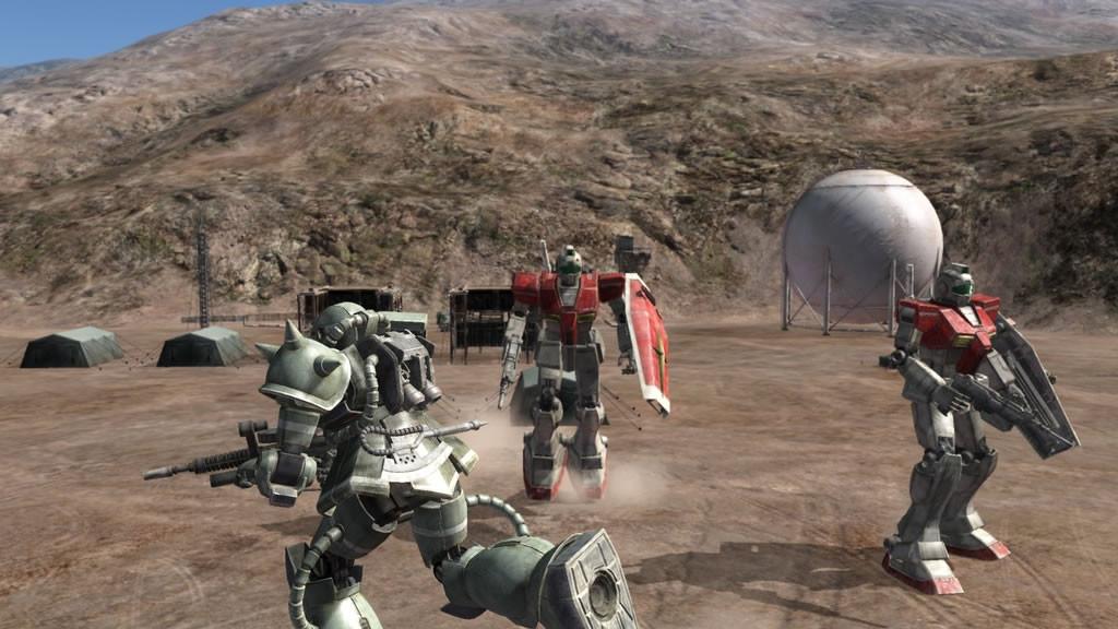GundanCrossfire PS3 Editeur 005