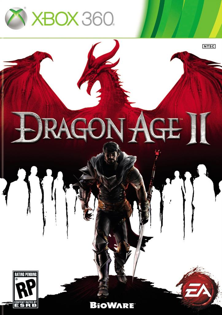 DragonAge 2 Xbox360 US Jaquette