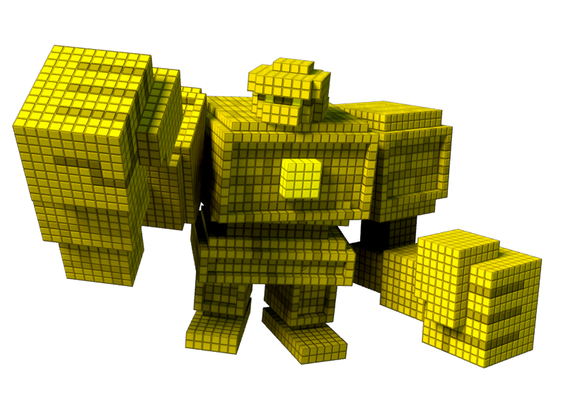 3DDotGameHeroes PS3 Visu10