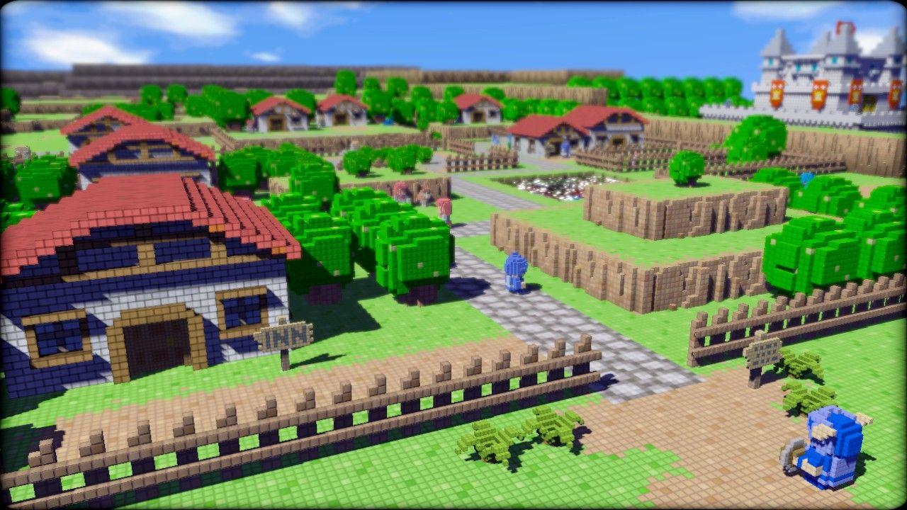 3DdotGameHero PS3 Edit041