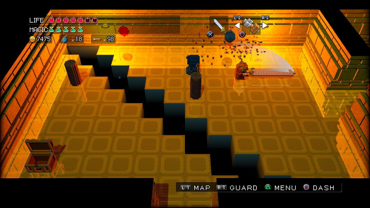 3DdotGameHero PS3 Edit45