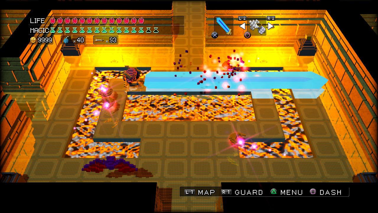 3DdotGameHero PS3 Edit47
