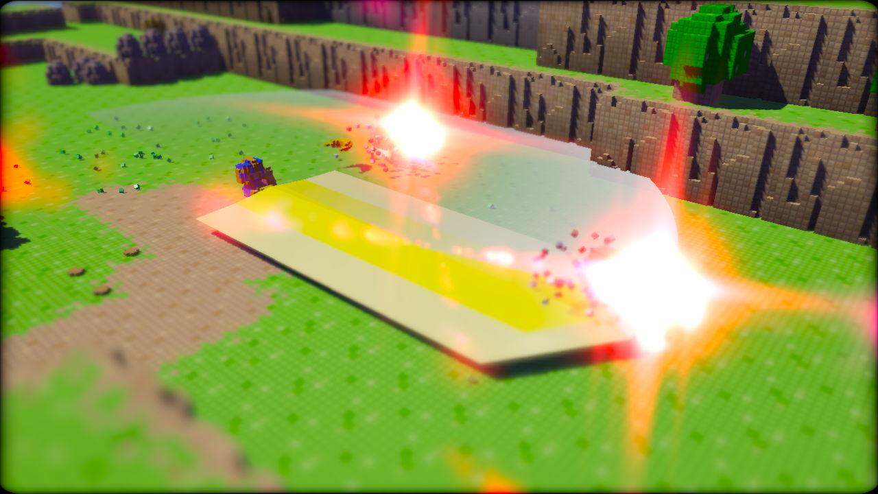 3DdotGameHero PS3 Edit48