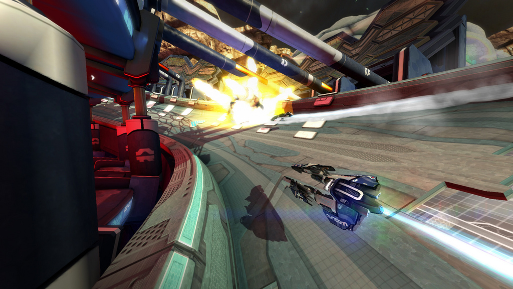 WipEout Fury PS3 Ed003