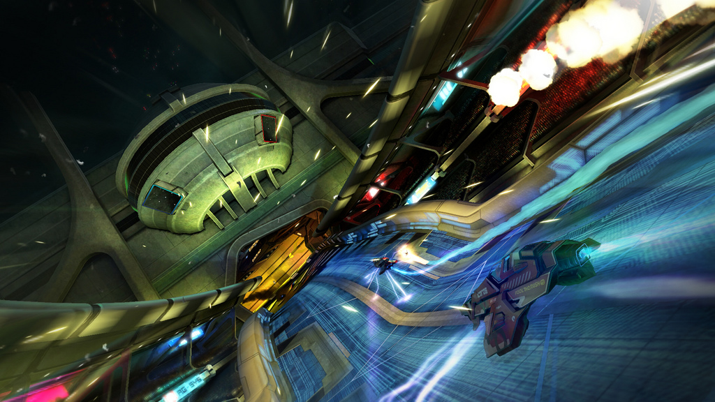 WipEout Fury PS3 Ed004