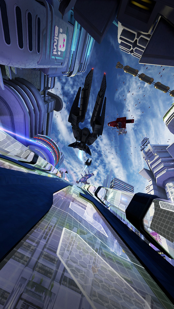WipEout Fury PS3 Ed005