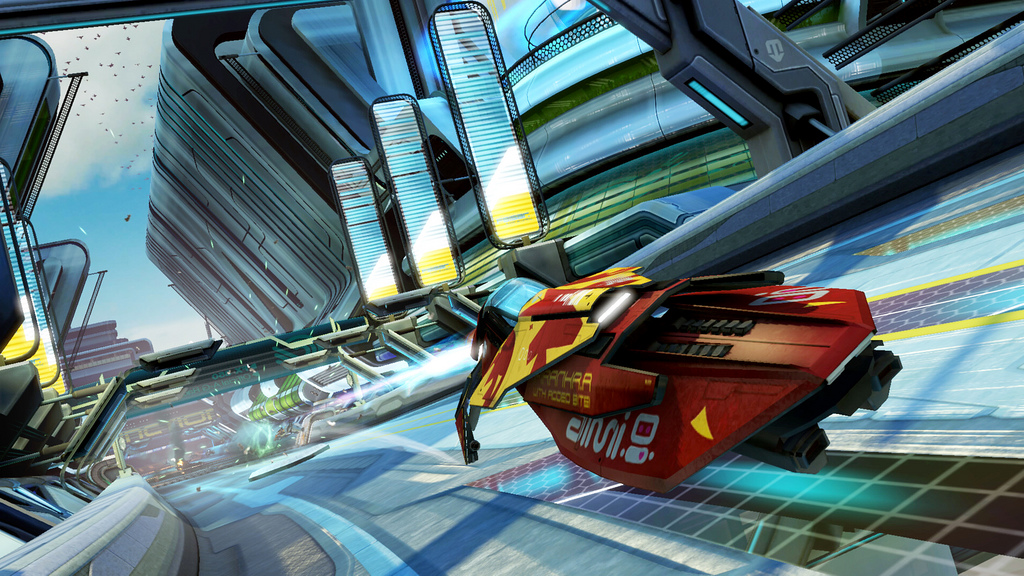 WipEout Fury PS3 Ed007