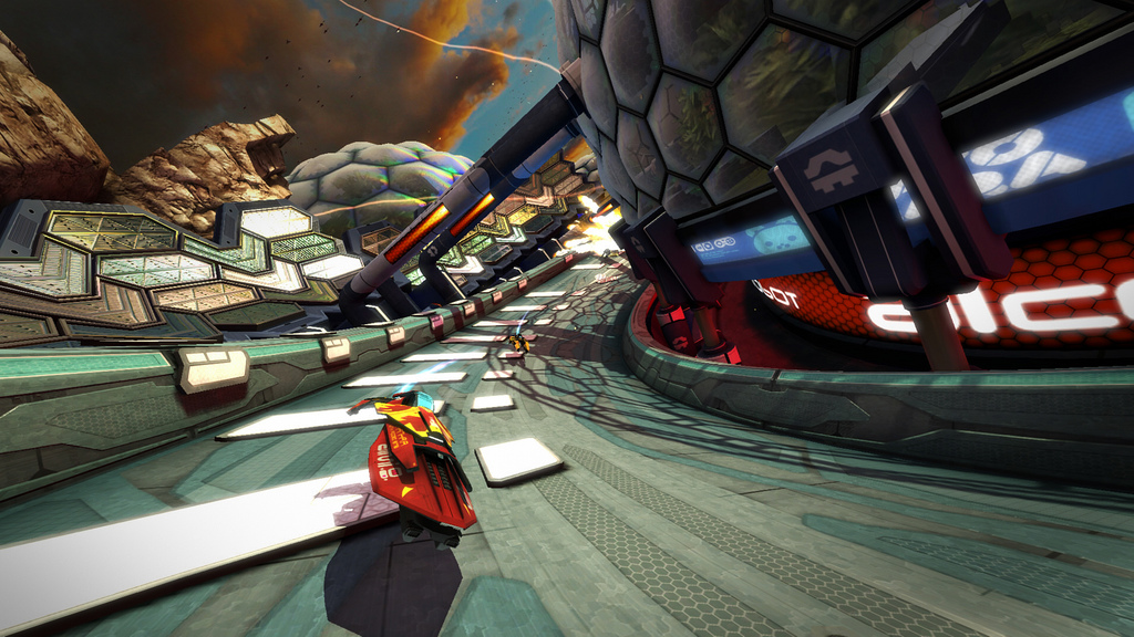WipEout Fury PS3 Ed010