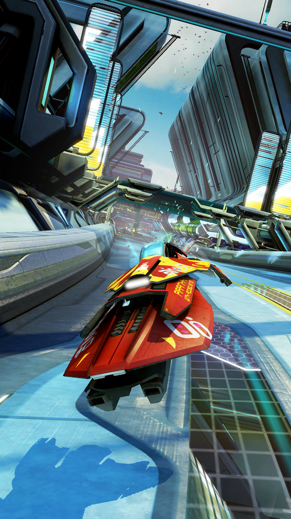 WipEout Fury PS3 Ed011