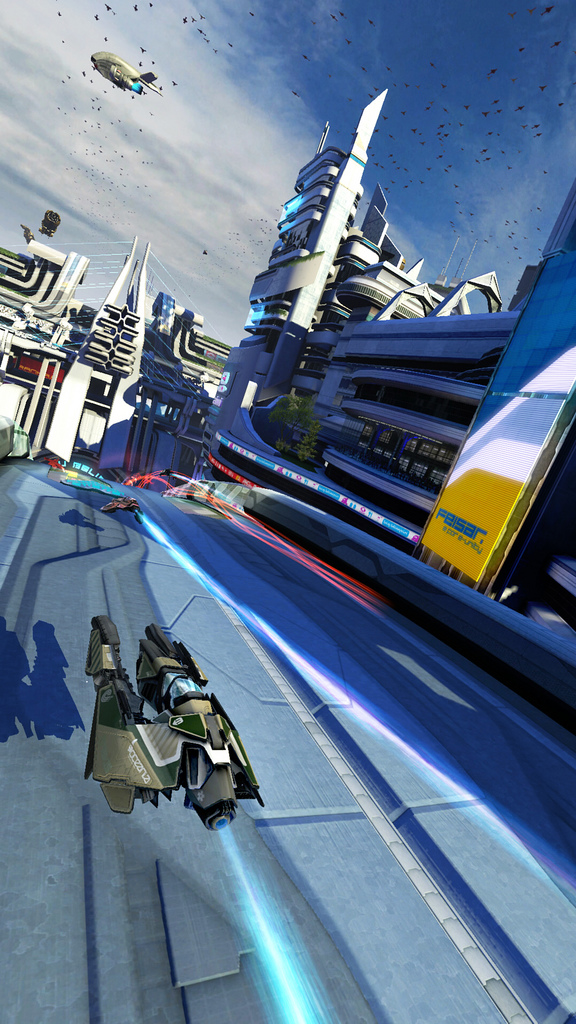 WipEout Fury PS3 Ed012